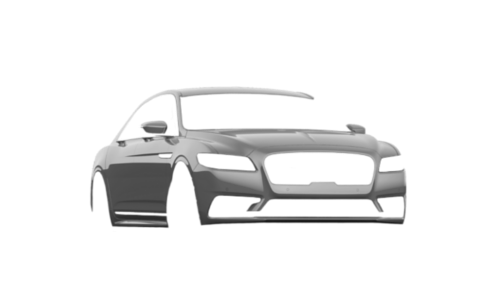 Цвета кузова Continental